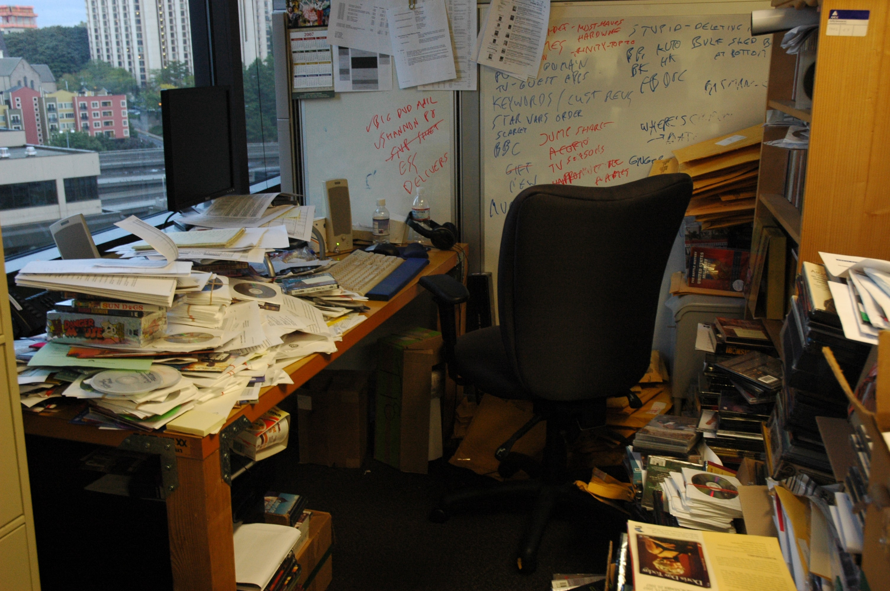 Feeling cluttered during isolation? Wilson Storage can help